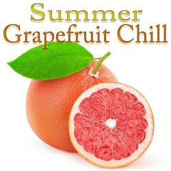 VA - Summer Grapefruit Chill (2015)