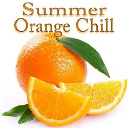 VA - Summer Orange Chill (2015)