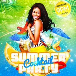 VA - Coctail Driver Summer Party (2015)