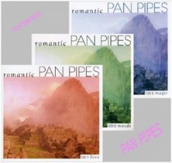 VA - Romantic Pan Pipes [3CD] (2006)