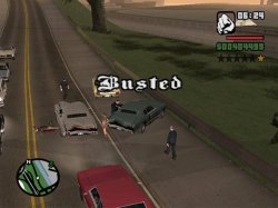 Grand Theft Auto: San Andreas (2005) PC (Оригинал)