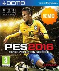 Pro Evolution Soccer 2016 (2015) PS3