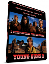 Молодые стрелки 2 / Young Guns II (1990)