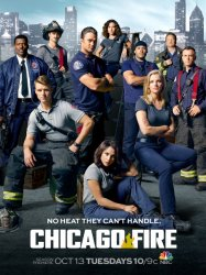 Чикаго в огне / Chicago Fire (4 сезон 2015)