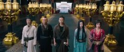 Четверо 3 / Si da ming bu 3 / The Four 3 / The Four Final Battle (2014)