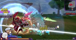 Hyper dimension Neptunia U: Action Unleashed
