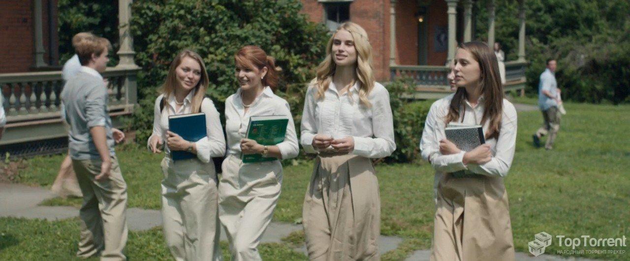Фильм про питерских студенток