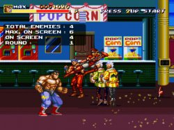 Streets Of Rage: Remake
