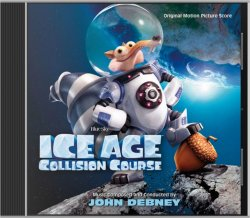 John Debney — Ice Age: Collision Course (OST) (2016)