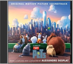 Alexandre Desplat — The Secret Life of Pets (OST) (2016)