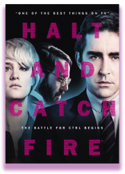 Остановись и гори / Halt and Catch Fire (3 сезон 2016)