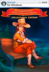 Alicia Quatermain: Secret of the Lost Treasures. Collector's Edition / Алисия Квотермейн: Тайна потерянных сокровищ. Коллекционное издание