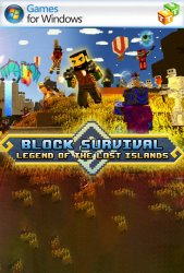 Block Survival: Legend of the Lost Islands